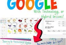 Ed TECH / Google applications, grading, sites & classroom tech-licious ways to SAVE PRECIOUS TIME