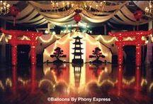 Oriental Theme Dance