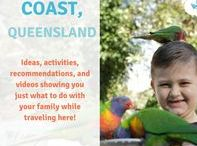Gold Coast / There's lots of fun for kids and families on Queensland's Gold Coast