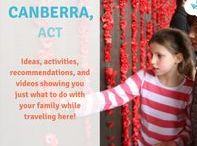 Canberra / Full of unexpected surprises and fantastic attractions