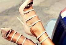 Women's Shoes / by Jennifer Jordan-Taylor