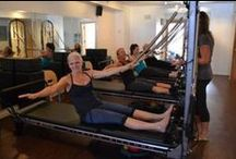 it all starts with Pilates