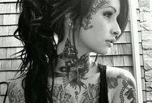 Tattoos / Different Tattoos