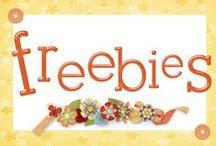 Freebies / I love Freebies!