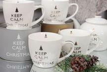 MINT GREY | Dekoracje świąteczne