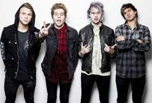 5 seconds of summer / 4 aussies derping since 2011 / by Anna J