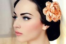 Bridal Beauty / Funky yet elegant beauty trends to rock on your big day!