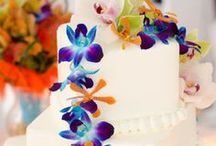 "Cake Couture / Hey, ""STRESSED"" spelled backwards is ""DESSERTS""...dig in to these deliciously chic ideas, bridal beauties!"