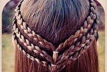 Saç tasarımı / Günlük veya düğünlük muhteşem saç stilleri ve yapılışları.