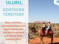 Uluru / The magical wonders of Uluru, Australia's Red Centre