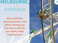Melbourne / Such a cool city. It's not just trendy for adults, there is so much to offer kids and we uncover just what you should do!