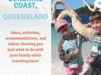 Sunshine Coast / Where water, sun and sand is the key to family adventure!