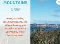 Blue Mountains / Head to the hills for a fab family weekend
