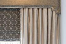 Window treatments | Dekoracje okienne