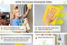 How Clean Stainless Steel / How to Clean Stainless Steel using Puracy Natural Multi-Surface Cleaner in 3 easy steps