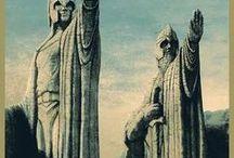 Tolkien & his world