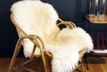 Peau de Mouton classique / One Moumoute Fab Design  100% naturelle, tannage écologique. Les One Moumoute ont une qualité de fourrure exceptionnelle !  #Natural #sheepskin #onemoumoute #moumoute #mouton #fabdesign