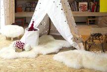 Ambiance de Noël / à revoir... les décorations @fabdesign de Noël 2014  #sheepskin