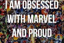 Marvel and proud!