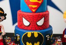 SUPERHERO PARTY INSPIRATION FOR BOYS