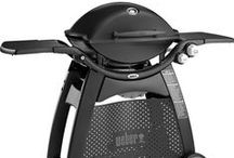 Weber Q Black Series (Limited Time) / The Amazing Weber Q's are available for a limited time in Black!