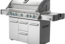 Napoleon BBQs / With stunning performance, balanced design & superior customer service, we are committed to offering the best BBQ grills. Napoleon Gas Grills are a work of functional art. They have everything you need to have an entire outdoor kitchen experience in one grilling unit.