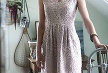 Sticka klänningar