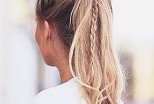 Hairstyles tutorials / Learn how to make braids of all kinds