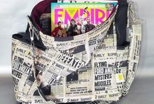 Pop Culture Bags / Bags for our inner superhero