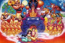 Aladdin / Princess Jasmine