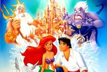 The Little Mermaid / Ariel and Eric