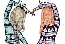 Frozen / Elisa and Anna