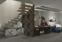 Interior decoration by Grigorelis / INTERIOR SPACE