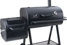 Hark BBQ Smokers / Hark make BBQ smoking a delight! With a great range of innovative smoking equipment that will turn any backyard into a BBQ Smoker Pit!