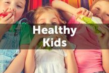 Healthy Kids / 	 Follow this board and discover great ideas and tips to keep your kids stay healthy and happy all day.