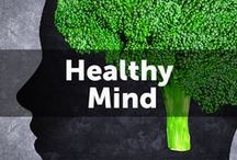 Healthy Mind / Brain health is essential for everyone! Follow this board and discover helpful insights and tips for a healthy brain and a strong memory.