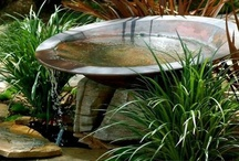 Water features / Fountains and falls by Cabrillo Landscape, Inc along with choices of inspiration from around the world..