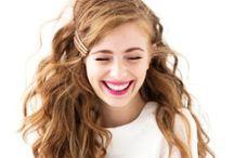 Wishful hairstyles! / by Maureen David