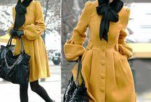 Coats / Blazers / Jackets / by Maureen David