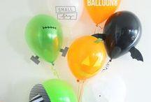 Decorations and food. Halloween / Recetas fáciles y DIY económicos Easy recipes and cheap diy