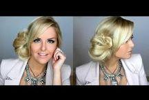 Hair / Peinados y cuidados para el pelo del blog