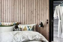 wooden walls