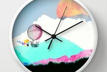 About TIME! / cool clocks