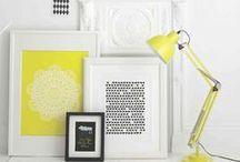sunshine yellow / yellow interiors