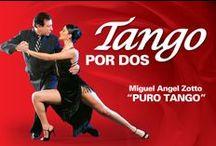 TANGO POR DOS / TANGO POR DOS Puro Tango MIGUEL ANGEL ZOTTO ΣΑΒΒΑΤΟ 19 ΚΑΙ ΚΥΡΙΑΚΗ 20 ΝΟΕΜΒΡΙΟΥ ΘΕΑΤΡΟ BADMINTON