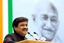 Ashok Chavan / Photos of Ashok Chavan , Ex- Chief Minister , Maharashtra | MLA from Bhokar , Nanded | Son of Late Shankarrao Chavan.