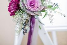 wedding chair decoration / by Mini Bouquet