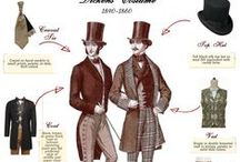 Victorian Era / References for drawings I want to make in the future
