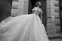 Wedding Dresses / A compilation of gorgeous dresses, no idea how I will choose when the time comes!