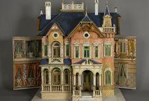 Dollhouses / by KP V